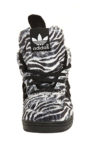 Black adidas White Jeremy Scott Black White Kids JS G95762 I Zebra qxa8OqwI