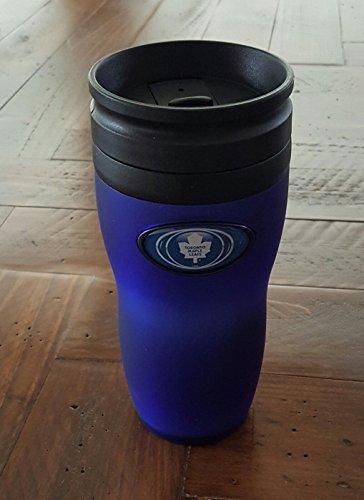 Travel Mug Toronto Leafs Maple (NHL Toronto Maple Leafs Soft Touch Tumbler)