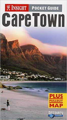 Book Cape Town Insight Pocket Guide (Insight Pocket Guides)