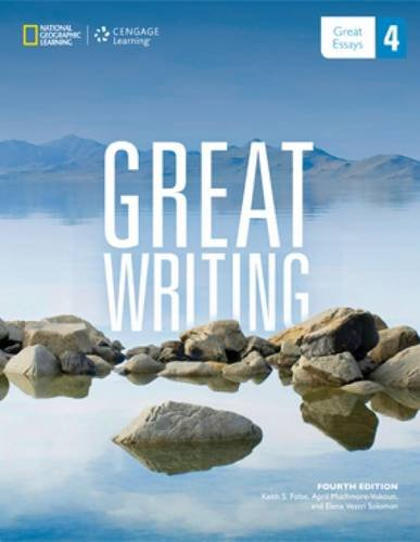 Great Writing 4:Great Essays