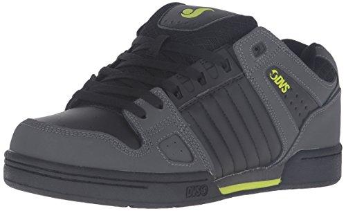 DVS Shoes Celsius, Zapatillas de Skateboarding para Hombre Gris - Grau (GRY GRY LIME 024)