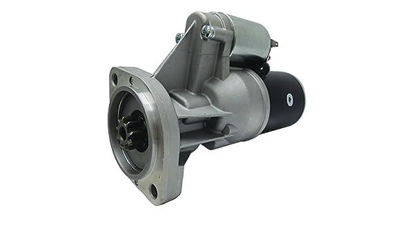 Premier Gear PG-16584 Hitachi Professional Grade New Starter