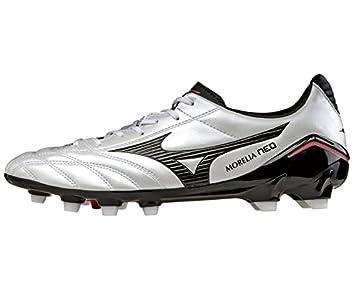 premium selection 3e050 b2e54 MIZUNO Morelia Neo PS MD Men s Football Boots, Pear, ...