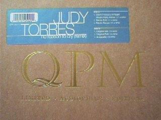(Judy Torres - No Reason To Cry (Original and Glenn Friscia Remix) [12''] (limited quantities))