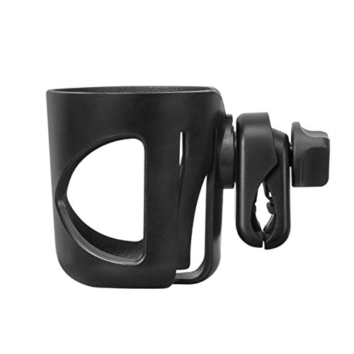 Stroller Cup Holder, Leegoal Cup Holder for Pushchairs Pram Buggy, Universal Pushchair Cup Holders for Baby Bottles, Drinking Cups, Beverage by Leegoal (Image #3)