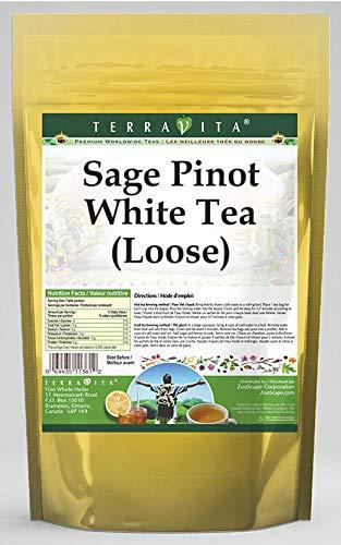 Sage Pinot White Tea (Loose) (8 oz, ZIN: 543683)