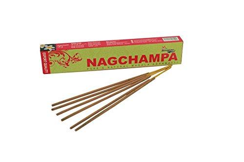 Narayana Nag Champa Masala Incense Sticks 15gms - 12 Packs
