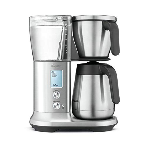 Breville Precision Brewer BDC450BSS Digital PID Controlled Thermal Coffee Maker