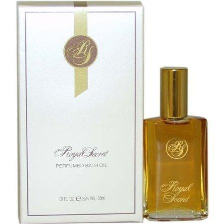 Royal Secret By Five Star Fragrance Co. For Women. Bath Oil