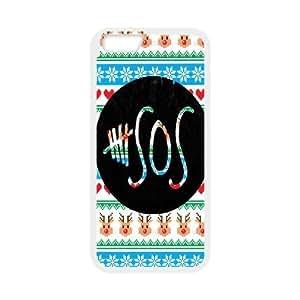 """WEUKK 5sos iPhone6 Plus 5.5"""" cover case, customized cover case for iPhone6 Plus 5.5"""" 5sos, customized 5sos cell phone case"""