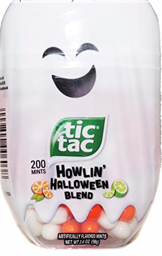 Tic Tac Howlin Halloween Blend Limited Edition