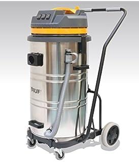 240V V-TUF VT9110 Industrial Wet And Dry Triple Motor Hoover Vacuum Cleaner