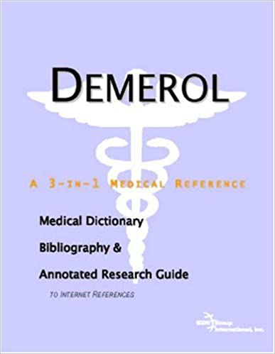 Download Demerol - A Medical Dictionary, Bibliography, and Annotated Research Guide to Internet References PDF, azw (Kindle)