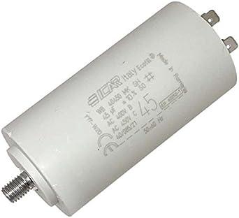 Kondensator Permanent Motor Kabelschuhzange 45 16uf Beleuchtung