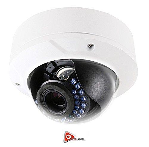 LTS Platinum Varifocal Vandal Dome Camera 4.1MP with 2.8-12mm Lens
