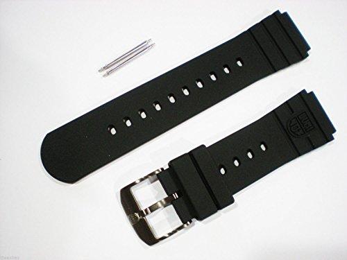 Luminox Replacement Band - Luminox Rubber 3000 Series Navy Seal Watch Band