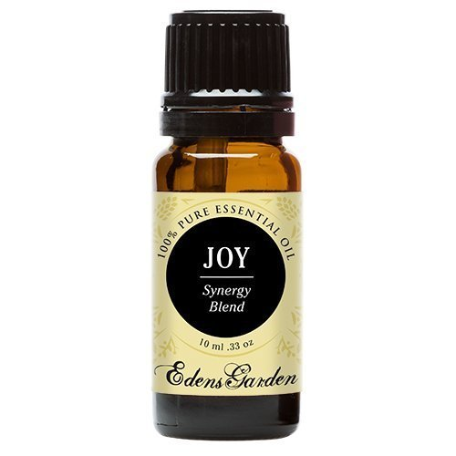 Joy Synergy Blend Essential Oil by Edens Garden- 10 ml (1/3 oz) (Comparable to DoTerra's Elevation)
