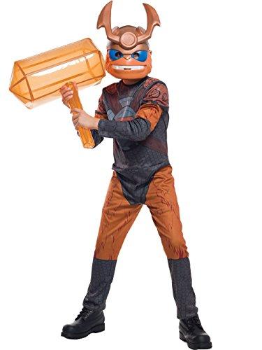 For Kids Costumes Skylander (Rubie's Costume Skylanders Trap Team Wallop Child Costume,)