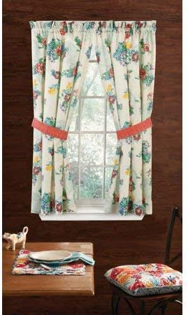 The Pioneer Woman, Country Garden Window Panel Pair, 40×63