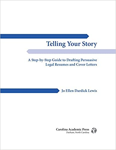 Telling Your Story A Step By Step Guide To Drafting Persuasive