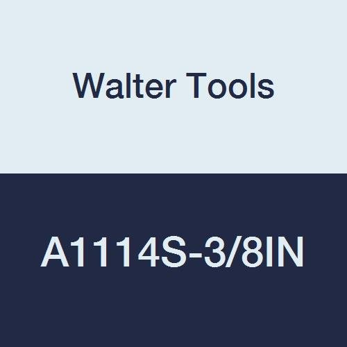 15 mm Extension Length 2.75 mm Length of Cut Walter Tools A1114S-3//8IN 3//8 HSS NC Spot Drill 89 mm Overall Length