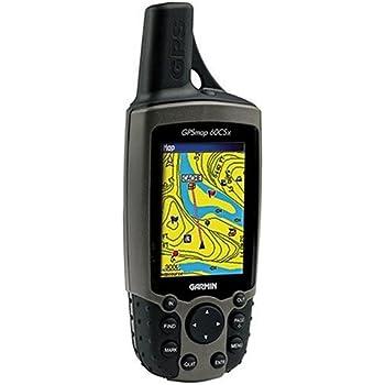 Garmin GPSMAP 60CSx Handheld GPS Navigator (Discontinued by Manufacturer)