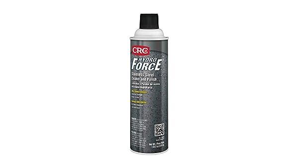 Amazon.com: CRC Hydroforce Acero Inoxidable Limpiador y ...