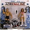 SANTINO MARELLA & MARIA WWE JAKKS ADRENALINE 32 WWE JAKKS ACTION FIGURE
