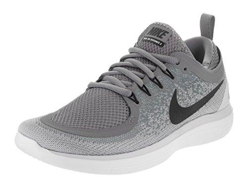 Galleon Nike Women's Free Rn Distance 2 Cool GreyBlack