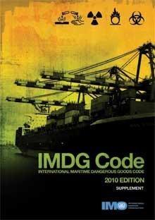 Imdg Code International Maritime Dangerous Goods Code