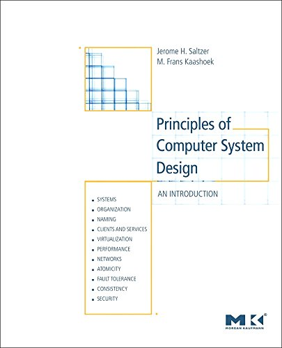 Principles of Computer System Design: An - Systems Windows Design