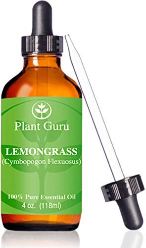 Lemongrass Essential Undiluted Therapeutic Aromatherapy product image