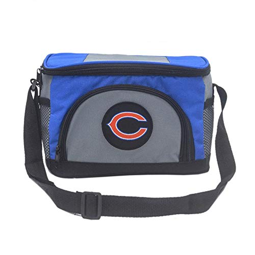 1ee1a359c Unisex NFL Embroidered Insulated Lunch Bag Cooler   Weshop Vietnam