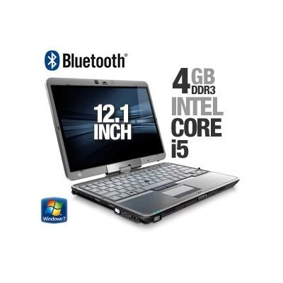 Amazon.com: HP EliteBook 2740p Tablet PC Core i5-540M 2.53GHz 12.1