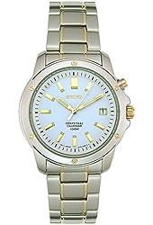 Seiko Men's SNQ008 Perpetual Calendar Watch