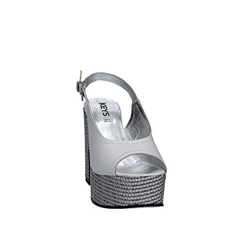 Sandaler Taster Høyhælte Kvinner 5261 Hvite 8w4P7x