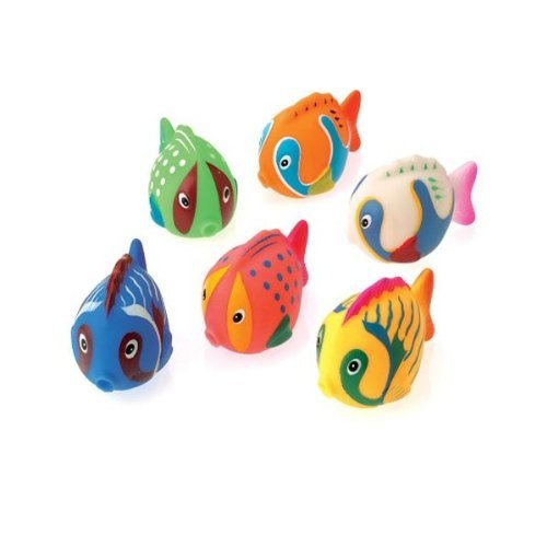 Jumbo Fish Squirters Dozen Bulk product image