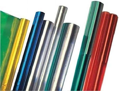 Elba 100207245 Buchschutzfolie, PVC, kristall farblos, 700 mm x 5 m