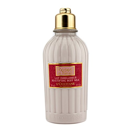L'Occitane Roses et Reines Beautifying Body Milk, 8.4 fl. oz.