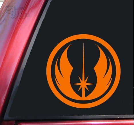 Star Wars Jedi Order Vinyl Decal Sticker (4 Inch, -