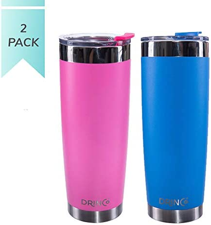 Drinco Stainless Tumbler Insulated Traveling