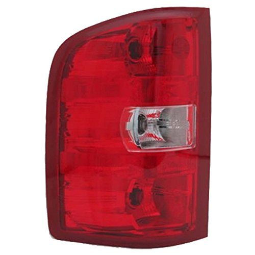 Aftermarket Replacement Replacement Driver Side Taillight (1500 Truck Side Lights)