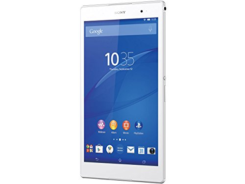 SONY Xperia Z3 Tablet Compact Wi-Fi ホワイト SGP611JPW