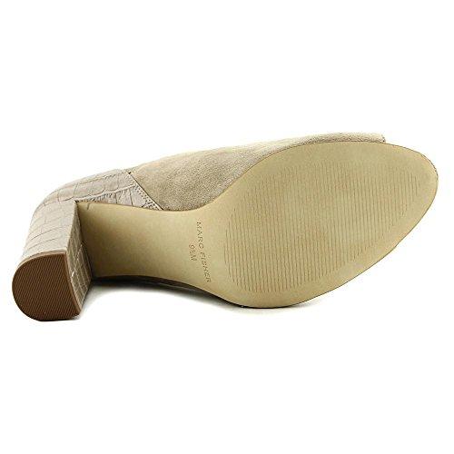 Caviglia Moda Marc Chiusi Toe Moda Stivali Fisher Più Scamosciata Donne Taupe xqUSUg8f