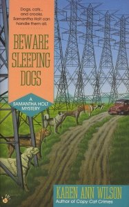 Beware Sleeping Dogs (A Samantha Holt Mystery)