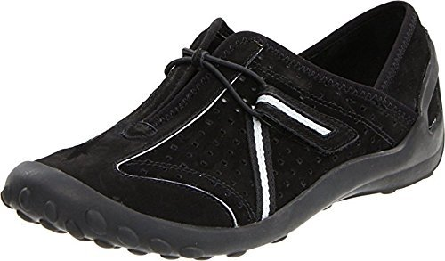 Clarks Women's TEQUINI Sneaker Black Nubuck 7.5 C/D for sale  Delivered anywhere in Canada