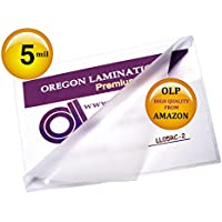 Qty 200 Legal Laminating Pouches 5 Mil 9 x 14-1/2