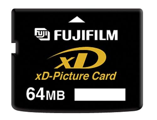 Fujifilm 64MB xD-Picture Card by Fujifilm