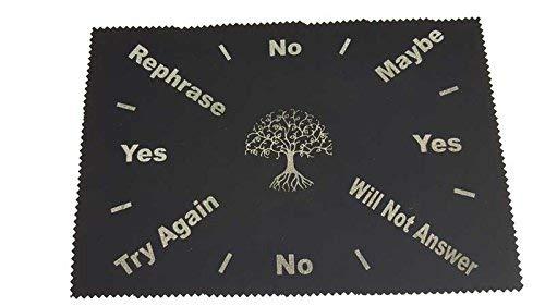 8''x12'' Tree of Life pendulum map
