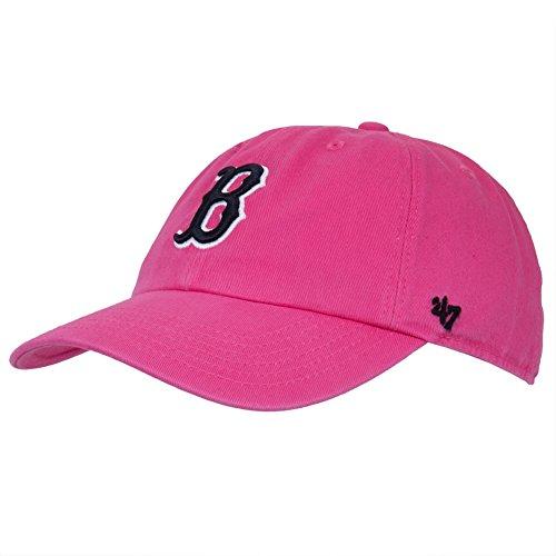- '47 Brand. Women's 47 Brand Clean Up Cap - Hot Pink